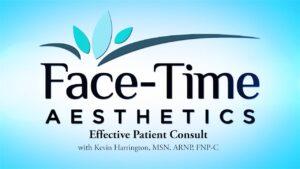 Face-Time Aesthetics Effective Patient Consult